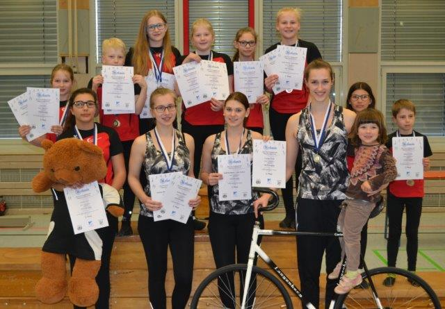 Bezirksmeisterschaft Sch�ler/Elite 2016